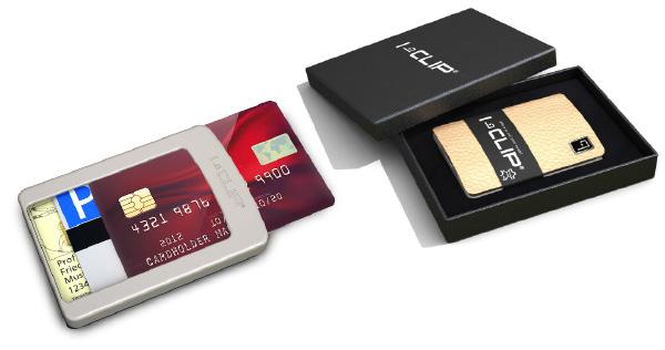 106f6d4352 Alvisi Milano - i-clip Portafoglio ultrasottile per carte e banconote.  Calzoleria online.