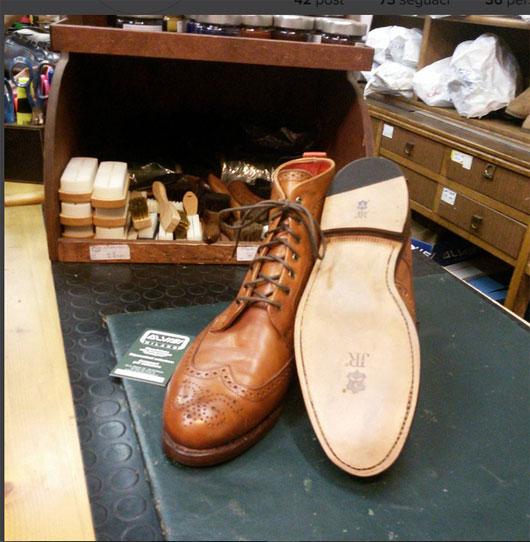 brand new 74ef1 2a1b4 Risuolatura Allen Edmonds con lavorazione originale Goodyear ...
