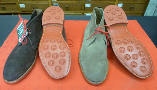 Personalizzazione calzature da uomo di alta gamma 4b048d54879